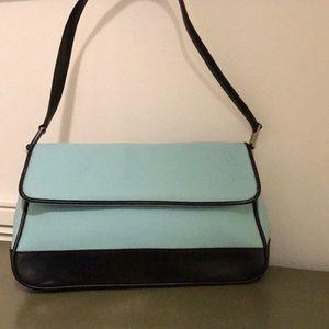 Ann Taylor Fabric Handbag
